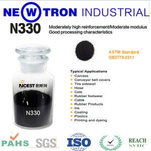 Wet Process, Granule, Wood Pallet, Astmd Standard N330 Carbon Black pictures & photos