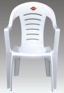 Cheap Barrel Armless Plastic Chair for Weeding pictures & photos