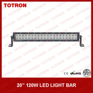 Totron Super Bright LED Light Bar with 3W Epistar LEDs (TLB4120) pictures & photos