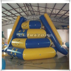 New Designed Tower Shape Inflatable Water Slide