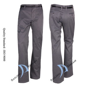 Contrast Colour Fashion Men Pants (PR12C13)