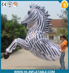 Hot Sale Inflatable Horse Costume, Inflatable Cartoon Costume, Inflatable Mascot Costume for Sport