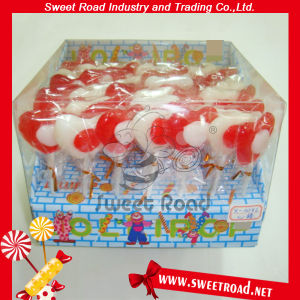 Heart Shape Sweet Lollipop