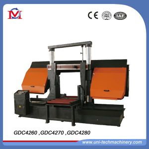 Industrial Metal Cut off Pipe Cutting Band Saw Machine (GDC4260) pictures & photos
