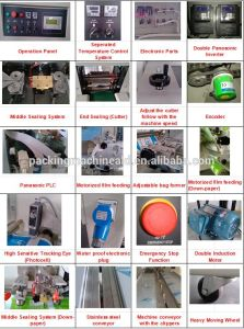 Flow Packing Machine Made in Foshan pictures & photos