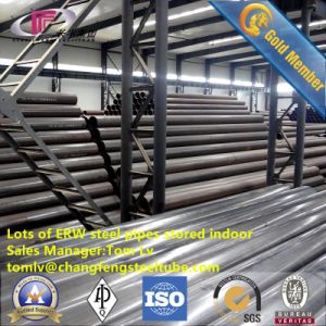API 5L X52 ERW Carbon Steel Pipe pictures & photos