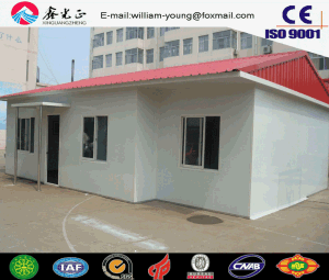 Low Cost Modular House/Light Steel Excellent Prefabricated House (JW-16240) pictures & photos