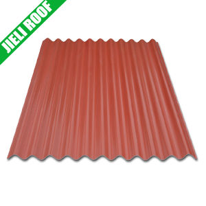 Corrugated Plastic Roofing Sheets, PVC Sheet pictures & photos