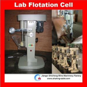 Laboratory Single Grooved Flotation Machine pictures & photos
