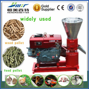 Medium and Small Size Agricultural with Wholesale Price Animal Feed Fodder Pellet Machine pictures & photos