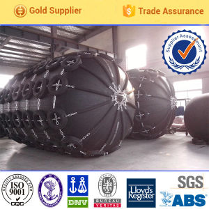 Hot Sale in Spanish Inflatable Rubber Pneumatic Fender