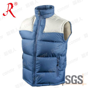 Wholesale Winter Warmer Polyester Vest (QF-814) pictures & photos