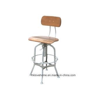 Amazoncom Devoko Metal Bar Stool 30 Tolix Style Indoor