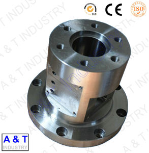 CNC Customzied Stainless Steel/Brass/Aluminum/Copper Machinery Parts pictures & photos