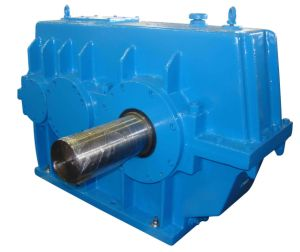 Nl Series Gearbox for Rubber and Plastics Dispersion Mixer pictures & photos