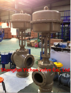 Three-Way Pneumatic Diaphragm Control Valve pictures & photos
