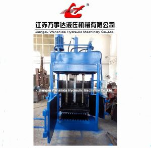 Waste Paper Baling Press pictures & photos