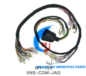 Motorcycle Parts Wire Harness for Motorcycle WY125 pictures & photos