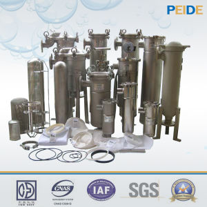 Water Treatment Plant Precision Filter for Wine Filtration Equipment pictures & photos