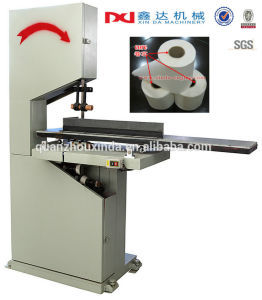 Small Roll Toilet Paper Cutting Machine pictures & photos