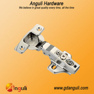 2014 New Two Way Soft Closing Cabinet Furniture Hinge pictures & photos