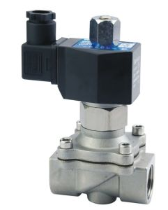 Zs Series Stainless Steel Solenoid Valve  (ZS SERIES) pictures & photos