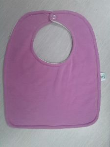 Wholesale Bamboo Viscose Front/Cotton Towelling Knitted Baby Bibs pictures & photos