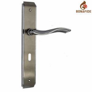 High Quality Full Zinc Door Lock Handle-038 pictures & photos