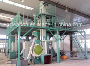 2.5t/H Manual Chicken Feed Processing Pellet Making Line pictures & photos