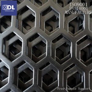 Stainess Steel Perforated Metal Mesh pictures & photos