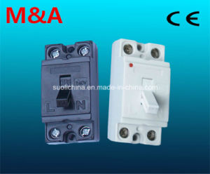 Nt50 Series 5-32A Mini Moulded Case Circuit Breaker MCCB pictures & photos