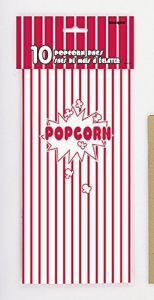 Fresh Popcorn Paper Boxes, Paper Popcorn Bags, Daily Use Paper Bag, Kraft Paper Bag pictures & photos