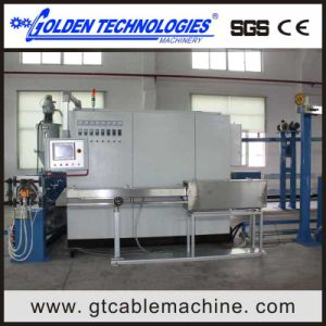 PE Insulated Cable Extruder Line pictures & photos