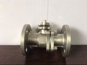 Commonly Used High Platform Floating Ball Valve pictures & photos