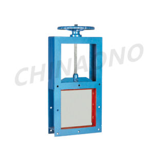 Cast Steel Manual Spiral Gate Valve pictures & photos
