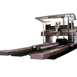 Numerical Control Moving Beam Longmen Moving Type Milling Machine pictures & photos