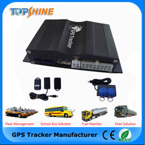 Car GPS Navigator SD Card Free Map Vehicle GPS with RFID Car Alarm and Camera Port Vt1000 pictures & photos