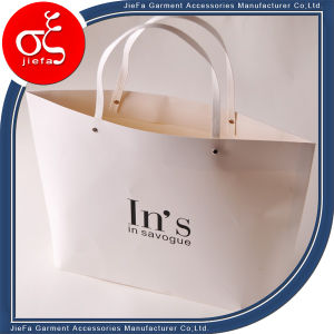 Recyclable Cheap Printed Shopping Bags Logo Paper Clothing Bags pictures & photos