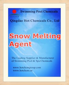 Snow Melt Agent Dihydrate Calcium Chloride (Snow Melting Agent) pictures & photos