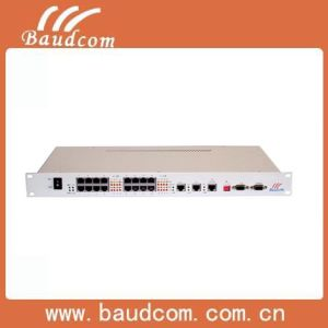 16E1 Over Ethernet Multiplexer 16e1 TDM Over IP