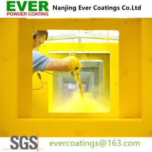 Metallic Gold Powder Coating Paints pictures & photos