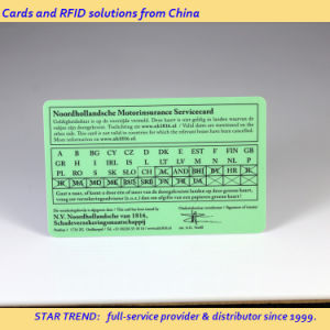 RFID M1 Card/Plastic Card/Smart Card Manufacturer pictures & photos