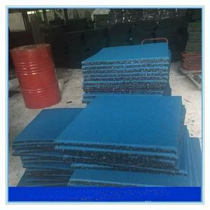 Waterproof Indoor Rubber Flooring Tiles Square Rubber Floor Tile Playground Rubber Flooring pictures & photos