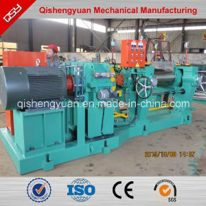 Xk-400 Two Roll Open Rubber Mixing Mill Rubber Machine pictures & photos