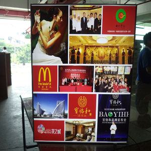 LED Backlit Advertising Panel Advertising Material LED Light Signs Banner! pictures & photos