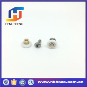 Multifunction Small Copper Bearing Shower Roller with Screw pictures & photos