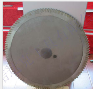 HSS Saw Blade /HSS Inlaid Teeth Saw Blade pictures & photos