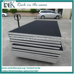 Rk Portable Aluminium Stage, Collapsible Stage Panel pictures & photos