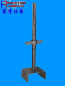 Steel Galvanized Scaffolding U Head Screw Jack pictures & photos