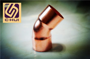15mm 45 Degree Wrot Copper Elbow for Pluming